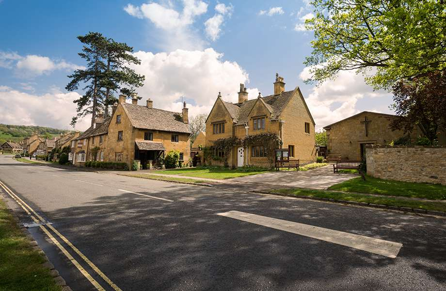 Picturesque Photography of Broadway in the Cotswold